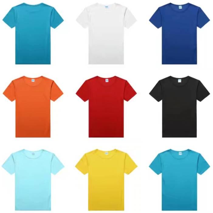 各种企业个性化服装定制之【T恤衫/文化衫】